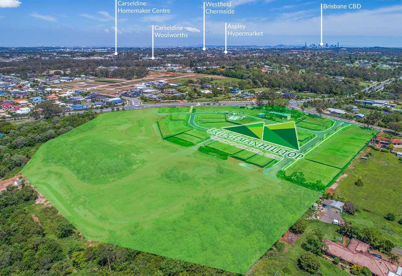 Bridgeman Hilltop Estate Plan